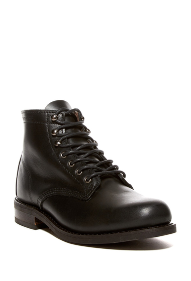 Incaltaminte Barbati Wolverine Zeb Lace-Up Boot BLACK