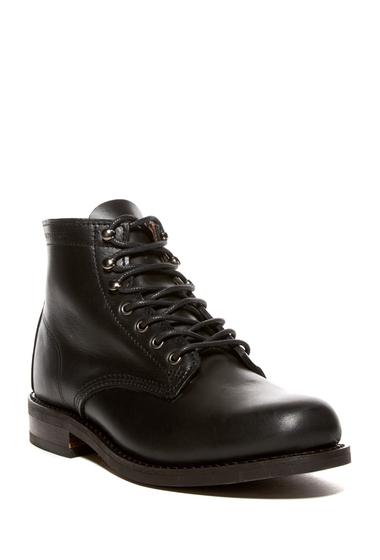 Incaltaminte Barbati Wolverine Zeb Lace-Up Boot BLACK
