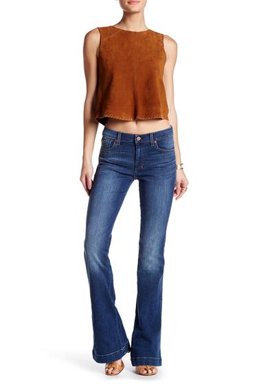 Imbracaminte Femei 7 For All Mankind Slim Trouser Jean PRSCTMDHRT