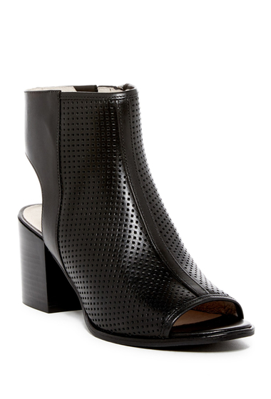 Incaltaminte Femei Kenneth Cole New York Charlo Perforated Cutout Boot Black