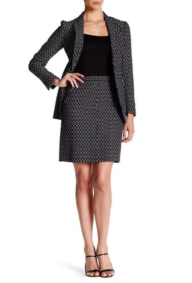 Imbracaminte Femei AK Anne Klein Antonioni Skirt Black-White