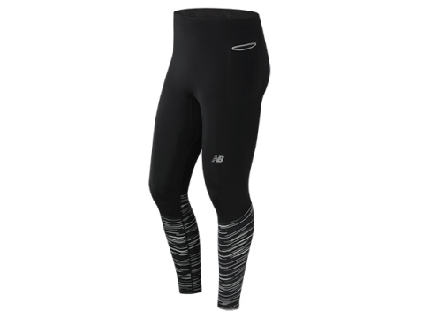 Imbracaminte Barbati New Balance Precision Run Tight Black