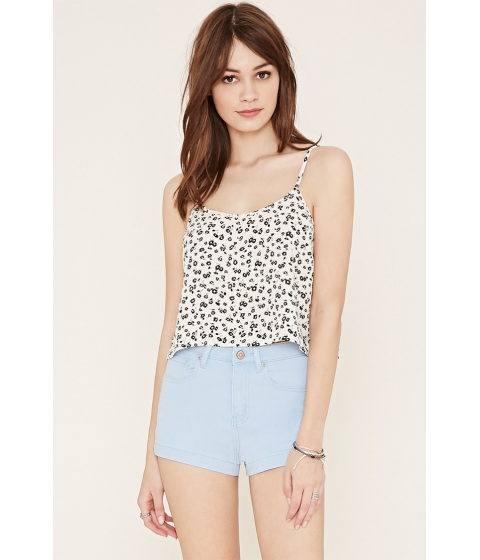 Imbracaminte Femei Forever21 Denim Shorts Light denim