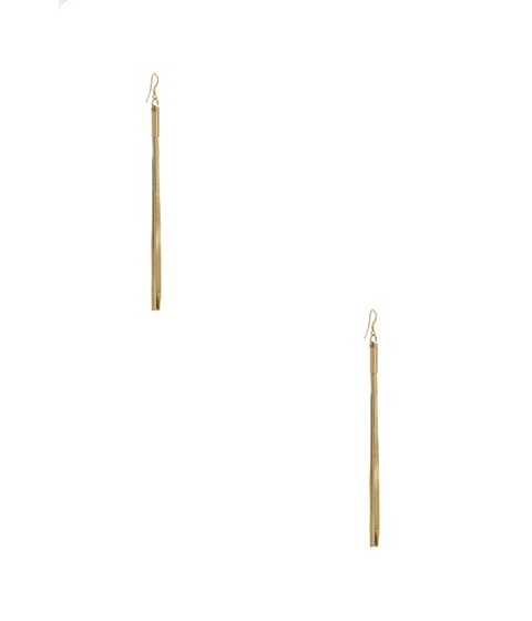 Bijuterii Femei GUESS Gold-Tone Drop Earrings gold