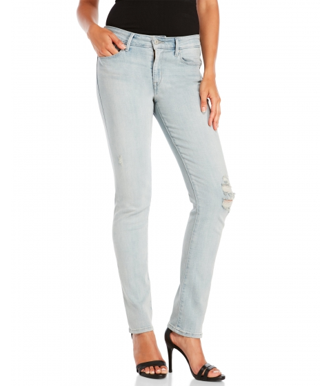 Imbracaminte Femei Levi's River Song Mid Rise Skinny Jeans River Song