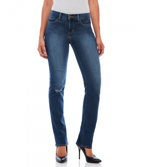 Imbracaminte Femei Levi's Restless Wind 314 Shaping Straight Jeans Restless Wind