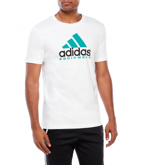Imbracaminte Barbati adidas Graphic Equipment Tee White