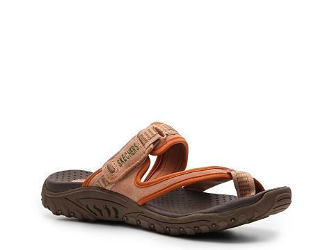 Incaltaminte Femei SKECHERS Reggae Rasta Sport Sandal Orange
