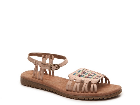 Incaltaminte Femei Coconuts By Matisse Waters Flat Sandal Nude Multi