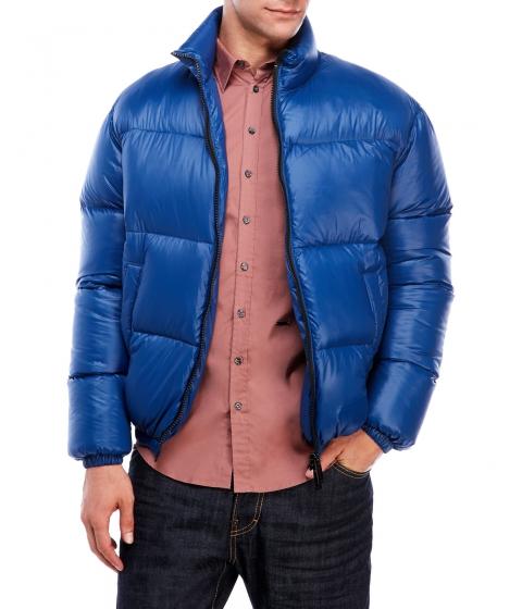 Imbracaminte Barbati DSQUARED2 Logo Down Jacket Blue Turquoise