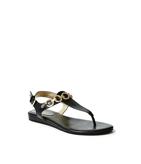 Incaltaminte Femei GUESS Joelynn Chain Sandals black