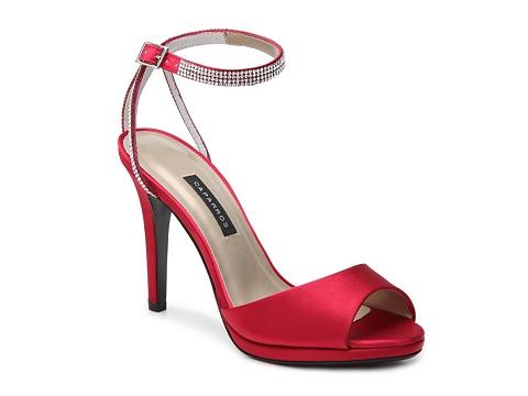 Incaltaminte Femei Caparros Devine II Sandal Red