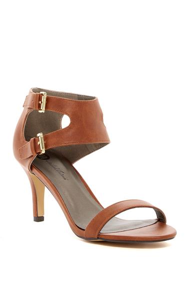 Incaltaminte Femei Michael Antonio James Ankle Strap Sandal cognac