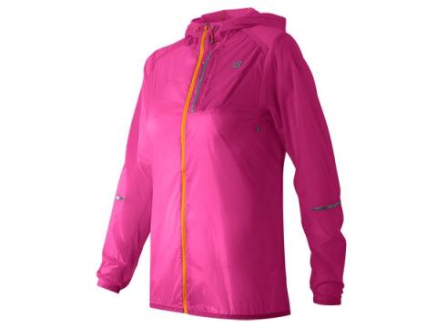 Imbracaminte Femei New Balance Lite Packable Jacket Azalea