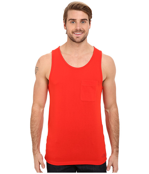 Imbracaminte Barbati The North Face Crag Tank Top Fiery Red