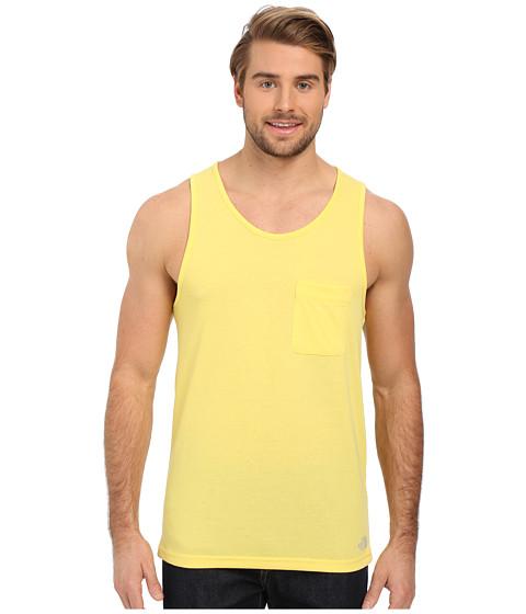 Imbracaminte Barbati The North Face Crag Tank Top Goldfinch Yellow