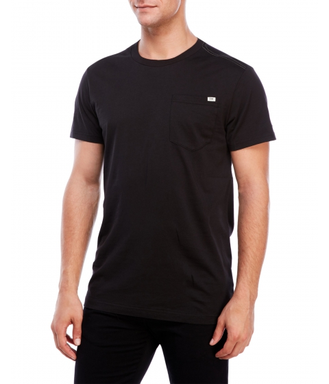 Imbracaminte Barbati G-STAR RAW Ratiz Short Sleeve Pocket Tee Black