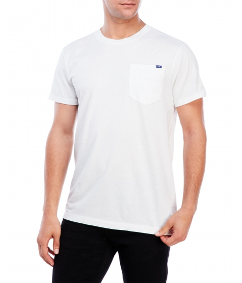Imbracaminte Barbati G-STAR RAW Ratiz Short Sleeve Pocket Tee White
