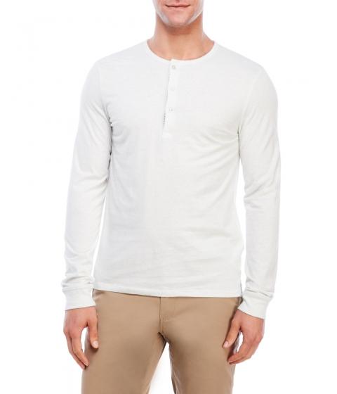 Imbracaminte Barbati Ben Sherman Knit Henley Off White