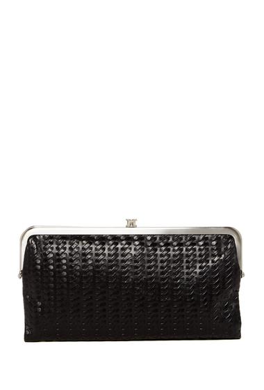 Accesorii Femei Hobo Lauren Leather Wallet EMBOSSED BLACK