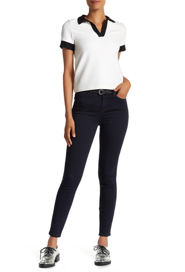 Imbracaminte Femei BLANKNYC Denim High Rise Skinny Jean PULL IT TOGETHER