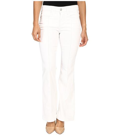 Imbracaminte Femei NYDJ Petite Farrah Flare in Spotless White Spotless White