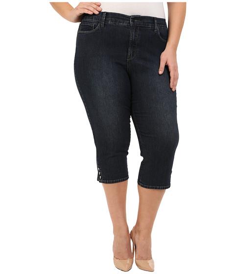 Imbracaminte Femei NYDJ Plus Size Ariel Crop in Burbank Burbank