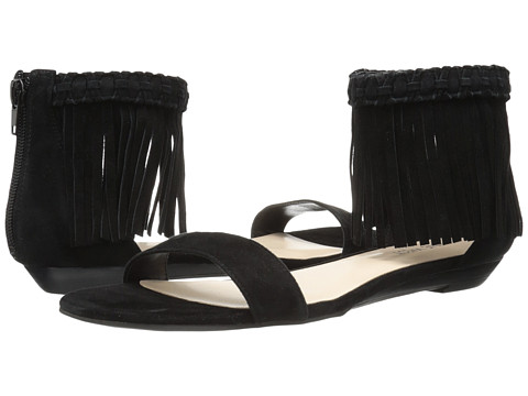 Incaltaminte Femei Nine West Wanderlust Black Suede