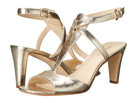 Incaltaminte Femei Nine West Deara Light Gold Metallic
