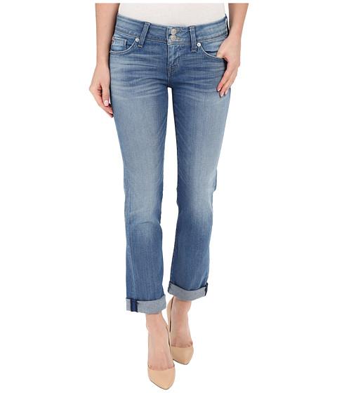 Imbracaminte Femei Hudson Ginny Straight Ankle Crop with Cuff in Sunbelt Sunbelt