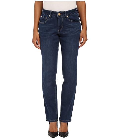 Imbracaminte Femei Jag Jeans Petite Patton Straight in Blue Shadow Republic Denim Blue Shadow