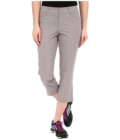 Imbracaminte Femei adidas Golf Essentials Lightweight Capris Core Heather Grey
