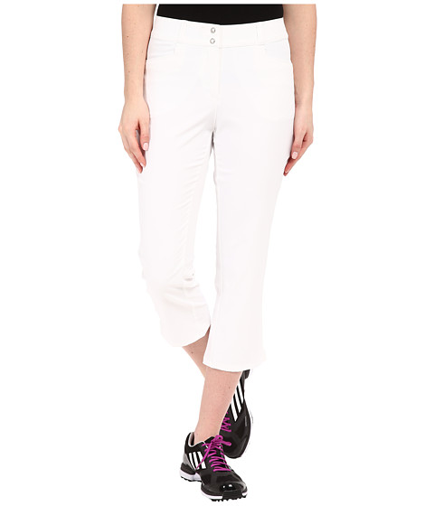 Imbracaminte Femei adidas Golf Essentials Lightweight Capris White