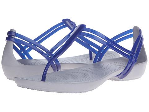 Incaltaminte Femei Crocs Isabella T-Strap Cerulean Blue