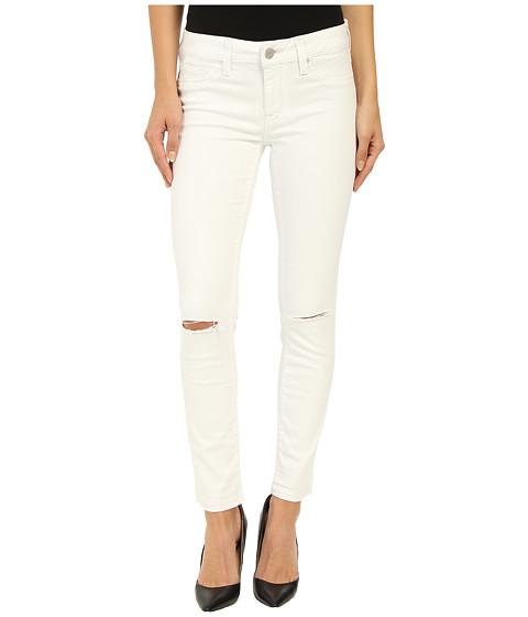 Imbracaminte Femei Mavi Jeans Adriana Ankle in White Destructed Tribeca White Destructed Tribeca