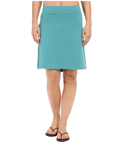 Imbracaminte Femei ToadCo Corsica Skirt Dark Turquoise