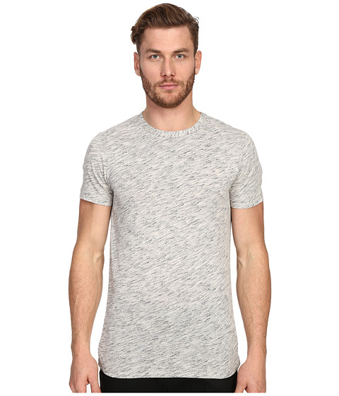 Imbracaminte Barbati Theory AndrionWave Jersey T-Shirt Light Heather