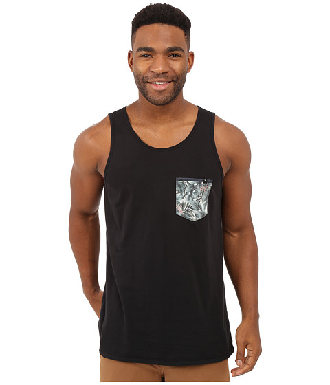 Imbracaminte Barbati Rip Curl Exile Custom Pocket Tank Top Black