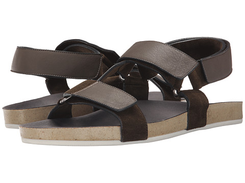 Incaltaminte Barbati Marc Jacobs Summer Nappa Strappy Sandal Grey