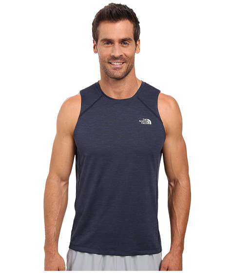 Imbracaminte Barbati The North Face Ambition Tank Top Cosmic Blue Heather