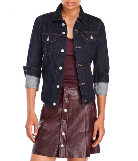 Imbracaminte Femei Levi's Denim Trucker Jacket Blue