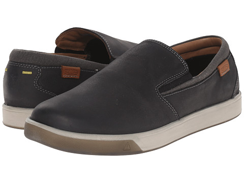 Incaltaminte Barbati Keen Glenhaven Slip-On Black