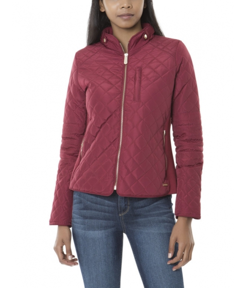Imbracaminte Femei US Polo Assn QUILTED MOTO JACKET RUMBA RED