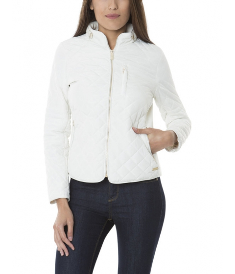 Imbracaminte Femei US Polo Assn QUILTED MOTO JACKET Oatmeal