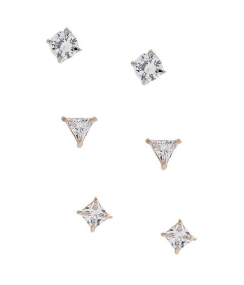 Bijuterii Femei GUESS Cubic Zirconia Earring Set multi