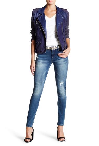 Imbracaminte Femei Seven7 Jeans Skinny Distressed Booty Shaper Jean SIREN