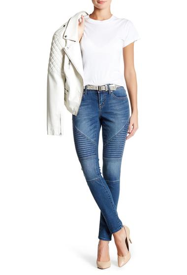 Imbracaminte Femei Seven7 Jeans Skinny Moto Jean PASCAL