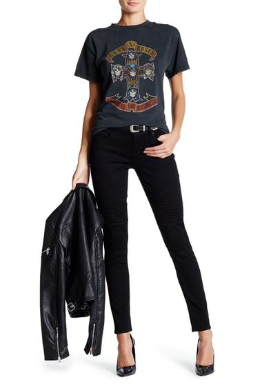 Imbracaminte Femei Seven7 Jeans Skinny Moto Jean FAWN