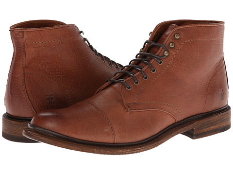 Incaltaminte Barbati Frye Jack Lace Up Whiskey Buffalo Leather