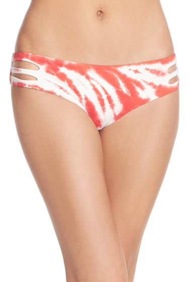 Incaltaminte Femei Lucky Brand Fireworks Hipster Bikini Bottoms TRPCAL PNC